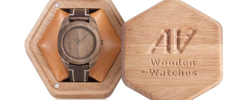 часы AA Wooden Watches
