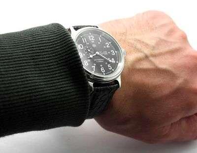 Часы Ректро К-43