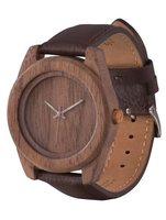 Часы AA Wooden Watches E1 Nut-L фото 1