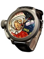 Watch Umnyashov Illustrated dial Gagarin photo 1