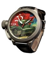 Watch Umnyashov Illustrated dial T-26 photo 1