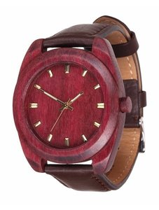 Watch AA Wooden Watches Classic S3 Purple