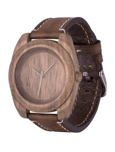 Watch AA Wooden Watches Icon S1 Nut-R-BR