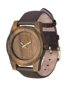 Watch AA Wooden Watches Lady  W1 Brown-L-W