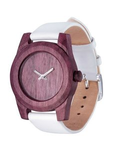 Watch AA Wooden Watches Lady  W1 Purple