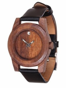 Часы AA Wooden Watches Lady Kristal W2 Nut-L-W