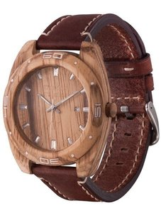 Watch AA Wooden Watches S2 Zebrano-L-BR