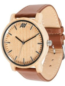 Часы AA Wooden Watches Vintage V1 Maple