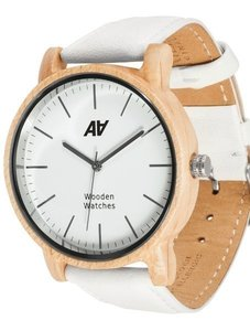Часы AA Wooden Watches Vintage V1 MapleWh