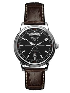 Watch Aviator Swiss Douglas Day Date V.3.20.0.142.4