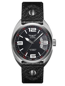 Watch Aviator Swiss Propeller R.3.08.0.090.4