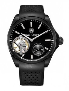 Watch Mikhail Moskvin Royal Crown 6112-BLK-1/3