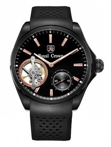 Watch Mikhail Moskvin Royal Crown 6112-BLK-1