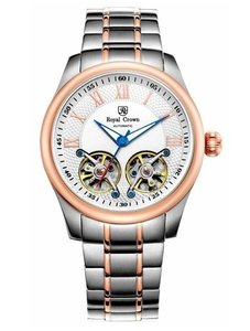 Watch Mikhail Moskvin Royal Crown 8301S-B-RSG-6