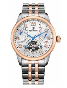 Watch Mikhail Moskvin Royal Crown 8308S-B-RSG-6