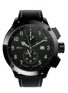 Watch Molnija ACHS-1 3.0 BLACK