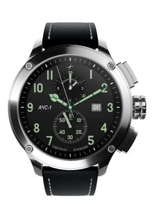 Watch Molnija ACHS-1 3.0 STEEL Matte