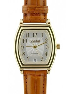 Gold watch Slava С551/2824-40.14