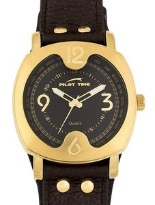 Watch Trading House Poljot Pilot Time 35946446