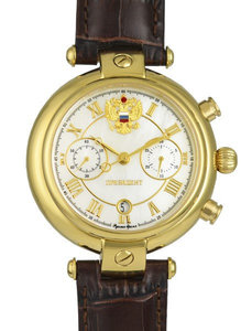 Watch Trading House Poljot Collection President 4446244