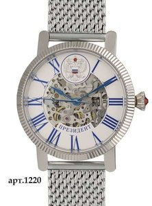 Watch Trading House Poljot Collection President 4500160_Br