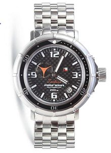 Watch Vostok Amphibian Turbine 2435.29/230700