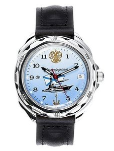 Watch Vostok Commander 211139