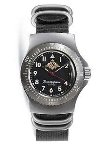 Watch Vostok Commander 280937