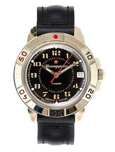 Watch Vostok Commander 439123