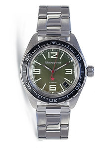 Vostok Commander Automatic 020715