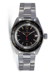 Vostok Commander Automatic 020741