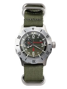 Vostok Commander Automatic 350501