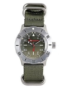Vostok Commander Automatic 350645