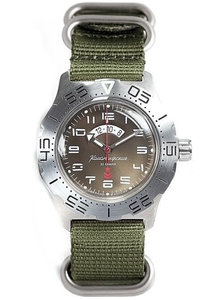 Vostok Commander Automatic 350755