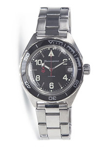 Vostok Commander Automatic 650536
