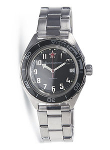Vostok Commander Automatic 650537