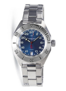 Vostok Commander Automatic 650547