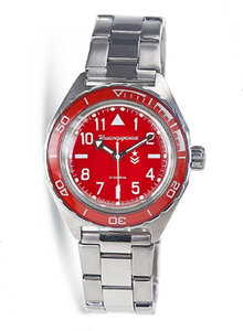 Vostok Commander Automatic 650840