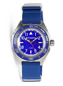 Vostok Commander Automatic 650852