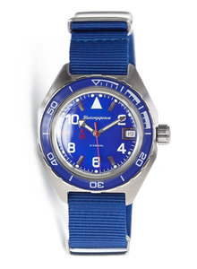 Vostok Commander Automatic 650853
