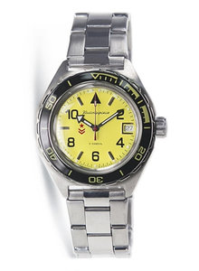 Vostok Commander Automatic 650855