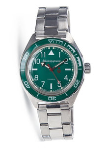 Vostok Commander Automatic 650856