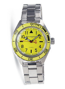 Vostok Commander Automatic 650859
