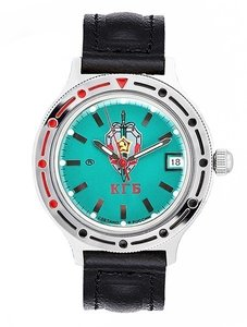 Vostok Commander Automatic 921945