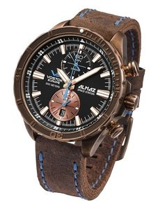 Watch Vostok Europe Almaz 6S11-320O266