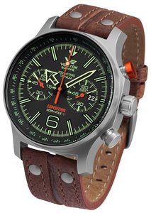 Watch Vostok Europe Expedition-2 6S21-595 H 299