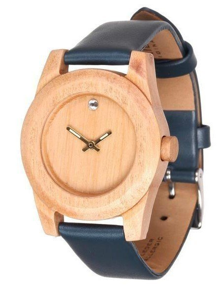 Часы AA Wooden Watches Lady Kristal W2 Pear