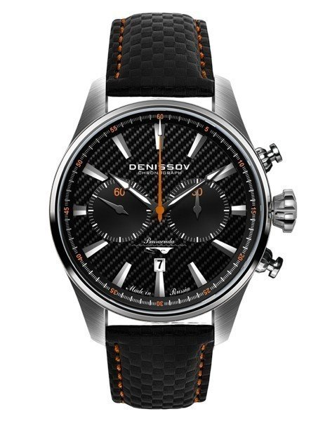 Часы Denissov Barracuda Chronograph 3133.1026.O.B5