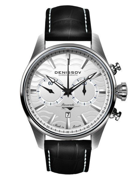 Часы Denissov Barracuda Chronograph 3133.1026.S.B12
