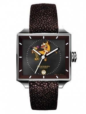 Watch Denissov Enigma 955.112.4027.4.R.Cat and Dog